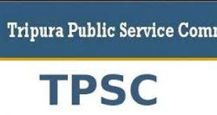 TPSC Recruitment 2018